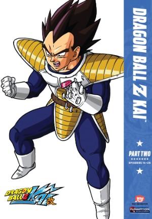 Dragon Ball Z Kai part two Anime Review