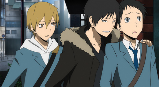 Durarara!! vol. 1 Anime Review
