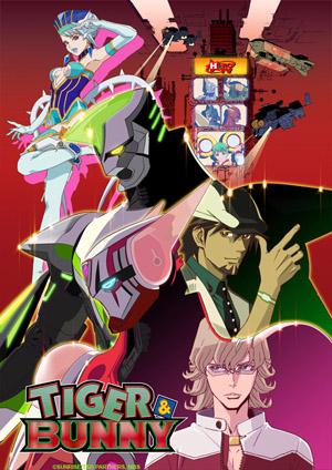Dicas de Animes! V-TigerBunny_key