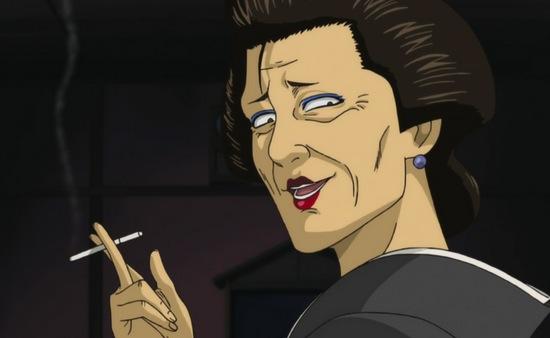 Anime Moms
