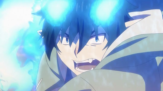 blue exorcist kyoto