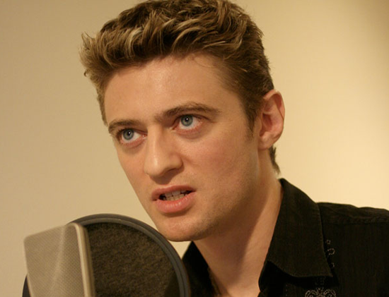 Crispin Freeman Interview