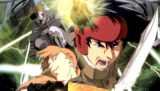 Spriggan Anime Review