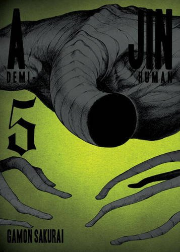 Manga Review: Ajin vol 5