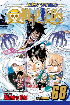 One Piece Manga vol. 68 Review