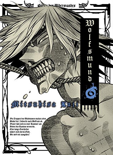 Manga Review: Wolfsmund vol 6