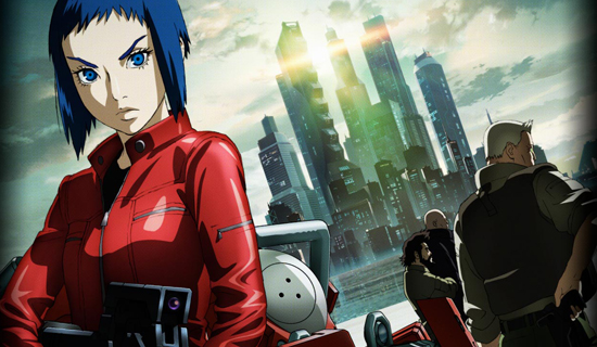 Ghost In The Shell Arise: Ghost Whispers Anime Review