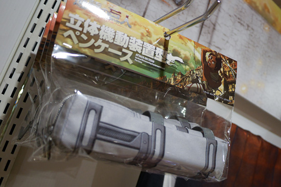 Attack on Titan Akihabara Pop-up Shop, picture 4