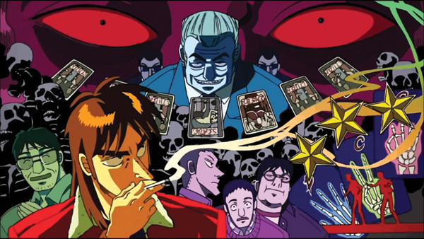 In Kaiji Ultimate Survivor Winning By A Nose Means Winning Huge