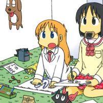 Nichijou [Manga Review]