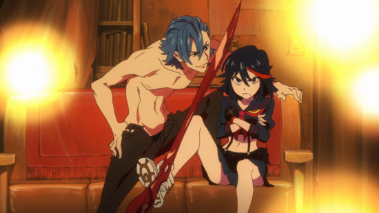 Is Kill La Kill's Nudity Sexist or Empowering?