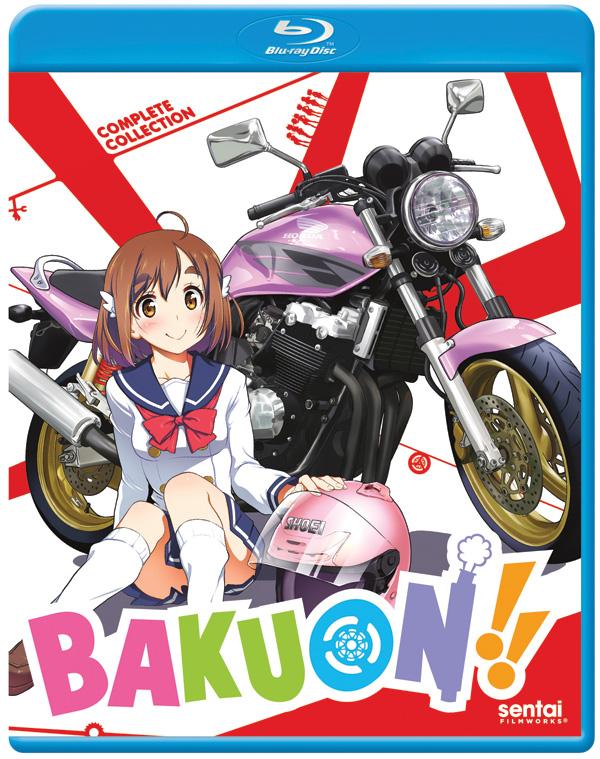 BAKUON!! BLU-RAY