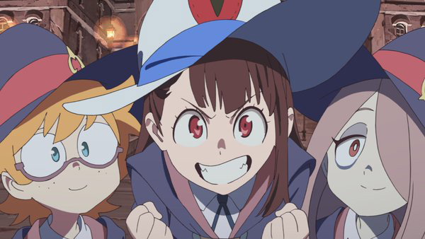 Little Witch Academia Series to Begin Airing in January