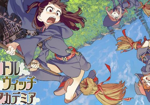 Little Witch Academia TV Gets New Trailer