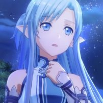 Accel World VS Sword Art Online Game Shows Off Opening