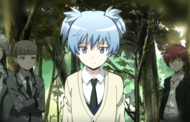 Assassination Classroom Anime Counts Down to Last Episodes