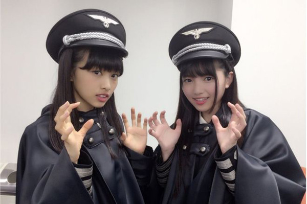 AKB48 Creator Apologizes for Sub-Group's Nazi Costumes