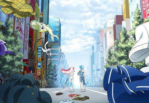 Akiba's Trip Anime's Cast, Story Revealed