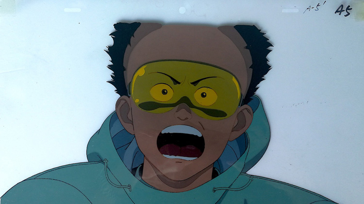 This Akira Production Art Blog is Pure Eye Candy
