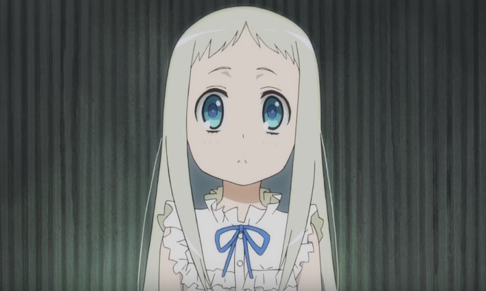 Aniplex Shows Off Anohana Anime's Dub