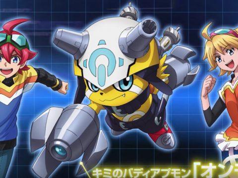 Digimon Universe: Appli Monsters Game Set for December