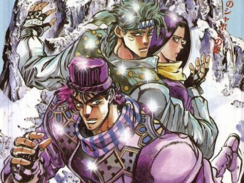 Walking the 'Royal Road' of Manga with Hirohiko Araki