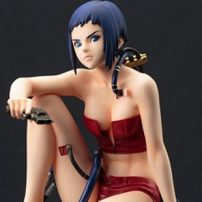 New Ghost in the Shell: Arise Motoko Kusanagi Figurine Looks Pretty Sweet