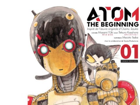 Anime to Adapt Astro Boy Prequel Manga
