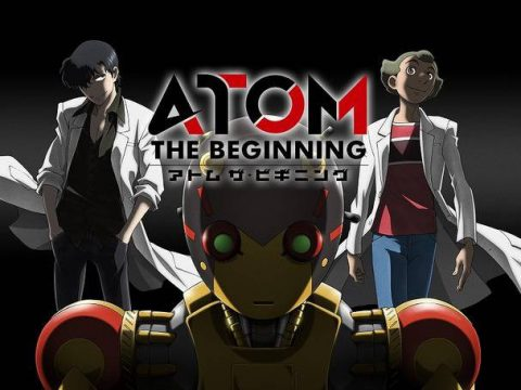 Astro Boy Prequel Anime's Staff Listed
