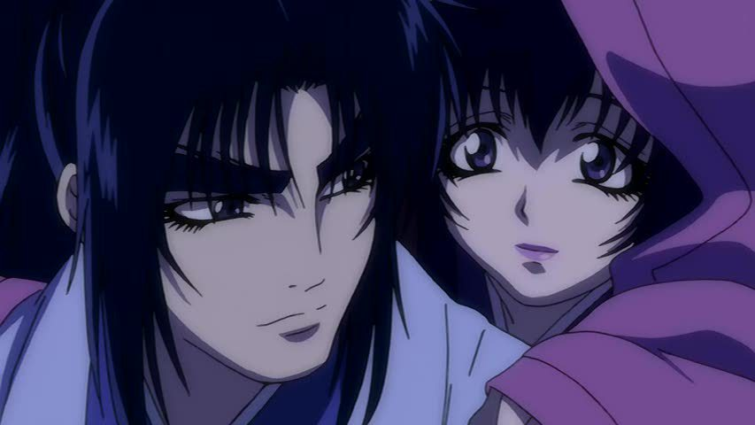 Basilisk Sequel Novels Inspire New TV Anime