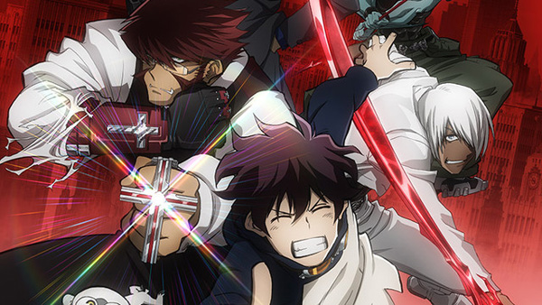 Blood Blockade Battlefront & Beyond to Premiere in October