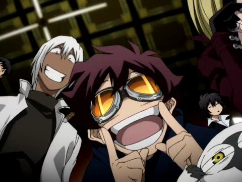 Blood Blockade Battlefront Anime Returns in 2017