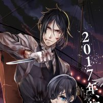 New Black Butler Anime Film Coming in 2017