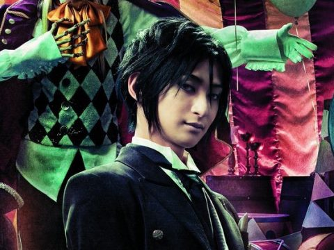 Black Butler: Noah's Ark Circus Musical Reveals Visual