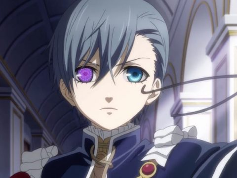 New Promo Debuts for Black Butler: Book of the Atlantic Movie