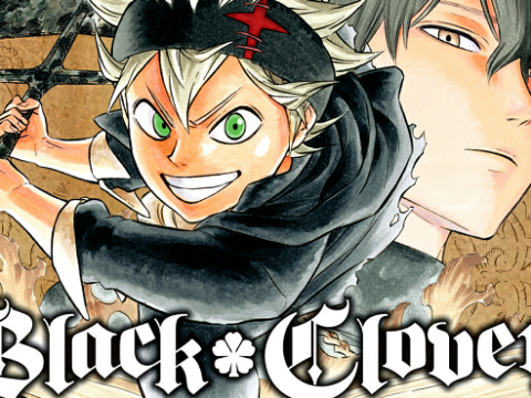 Black Clover Anime Coming This October