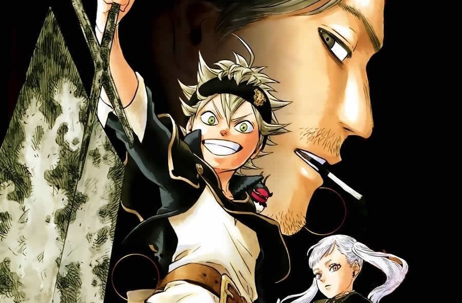 Black Clover TV Anime Announced