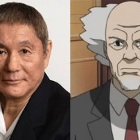 """Beat"" Takeshi Kitano To Play Aramaki In Live-Action Ghost In The Shell"