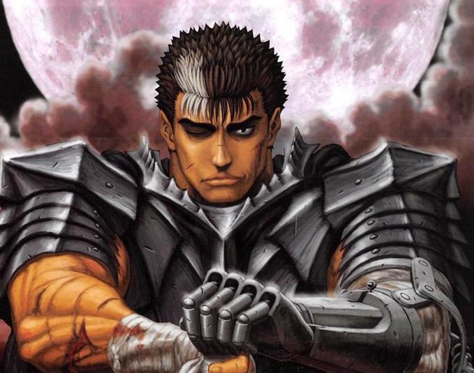Berserk Manga Returns on March 24