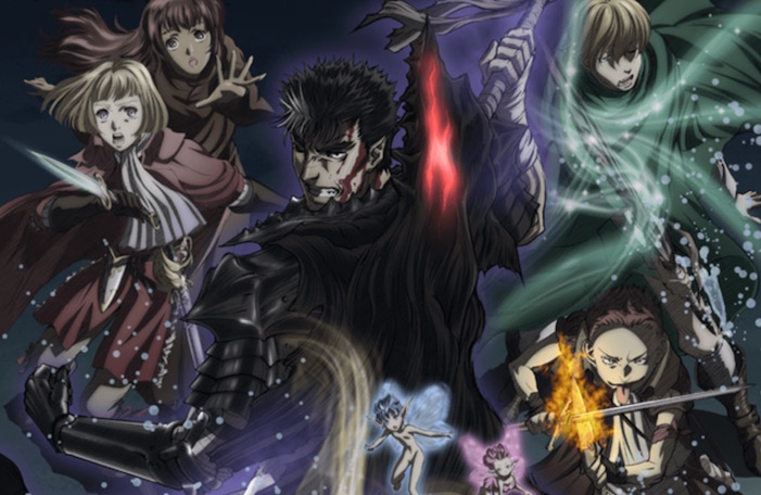 Crunchyroll to Stream Berserk Season 2