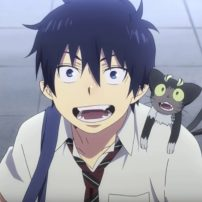English Trailer Hypes New Blue Exorcist Anime