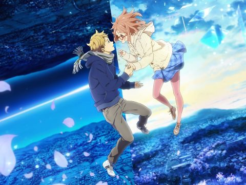 Beyond the Boundary Anime Films Hit Blu-ray/DVD in August