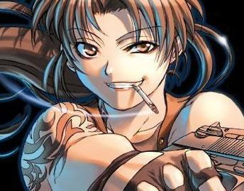 Black Lagoon Manga Author to Resume Series