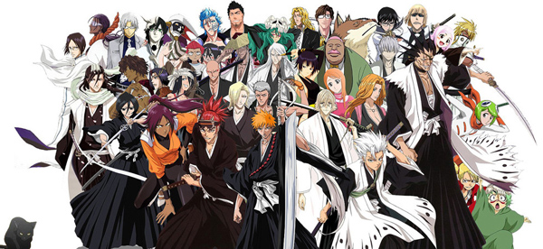 Bleach Manga to End August 22