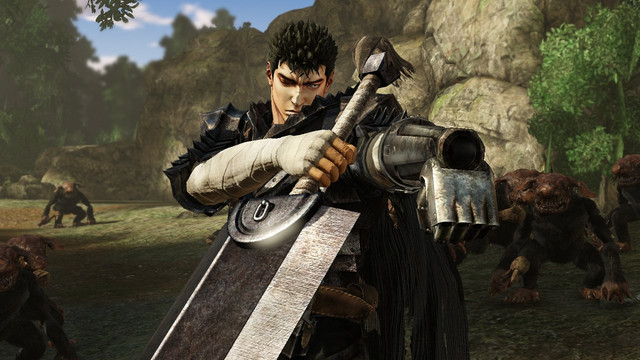 First Berserk Musou Game Promo Debuts