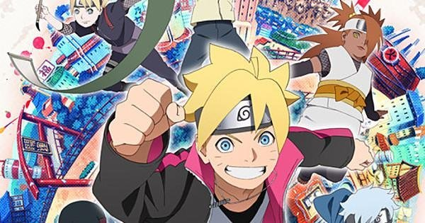 Naruto Creator Sends Video Message to English Fans