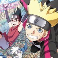Boruto Anime to Kick Off with Original Story