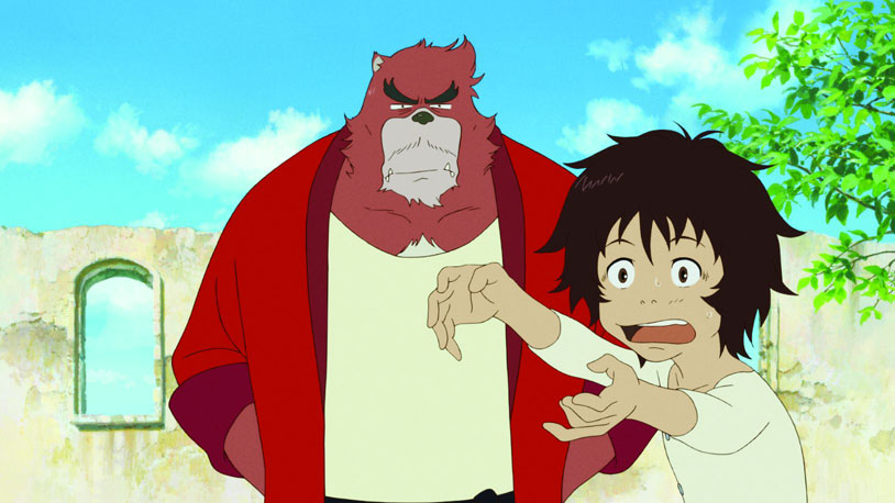 The Boy and the Beast Dub Cast and Date Announced