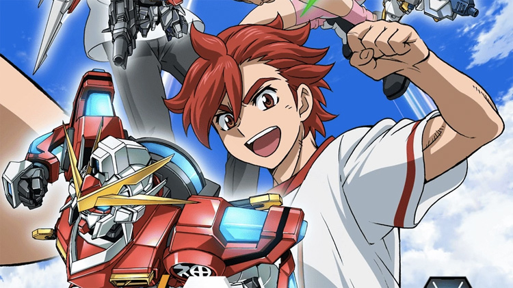 Gundam Build Fighters Announcement Teased