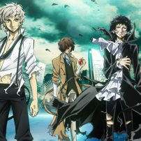 Bungo Stray Dogs: Dead Apple Film Hits Theaters in 2018